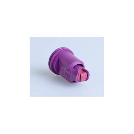 Rozpylacz eżektorowy dwustrumieniowy CVI TWIN ALBUZ 025