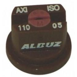 Extended range flat spray nozzle AXI ALBUZ
