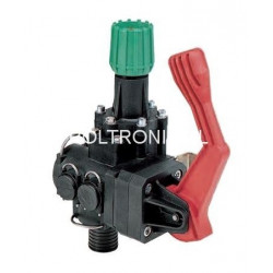 Мain manual control valve...