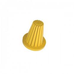 2Filterek stożkowy żółty 80-mesh MMAT