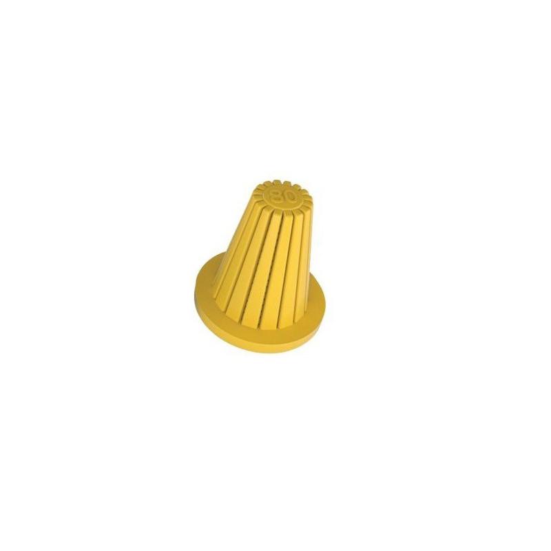 Filterek stożkowy żółty 80-mesh MMAT