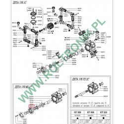 Simmering pompy Zeta 170...