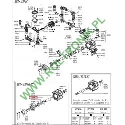 """Ring Udor Zeta 170 MI-1"""""""