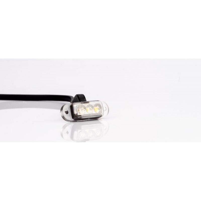 Lampka LED biała z szybkozłączem - oświetlenie belki opryskiwacza