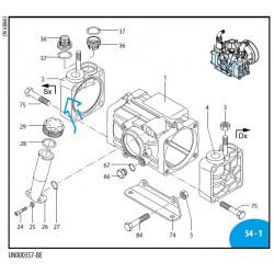 Membrana Desmopan AR50 650085 Annovi Reverberi