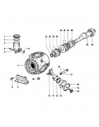 Parts for Comet APS121