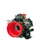 Diaphragm-piston pumps up to 50bar